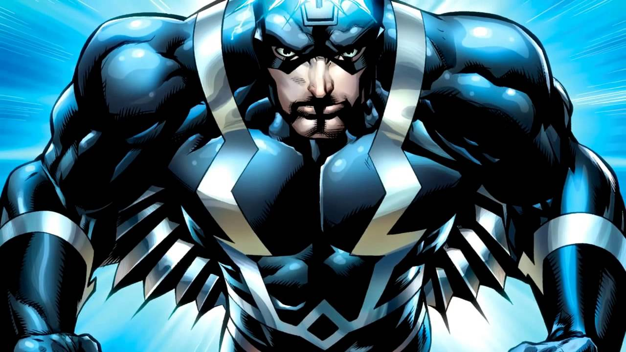 Anson Mount será Black Bolt en Inhumans