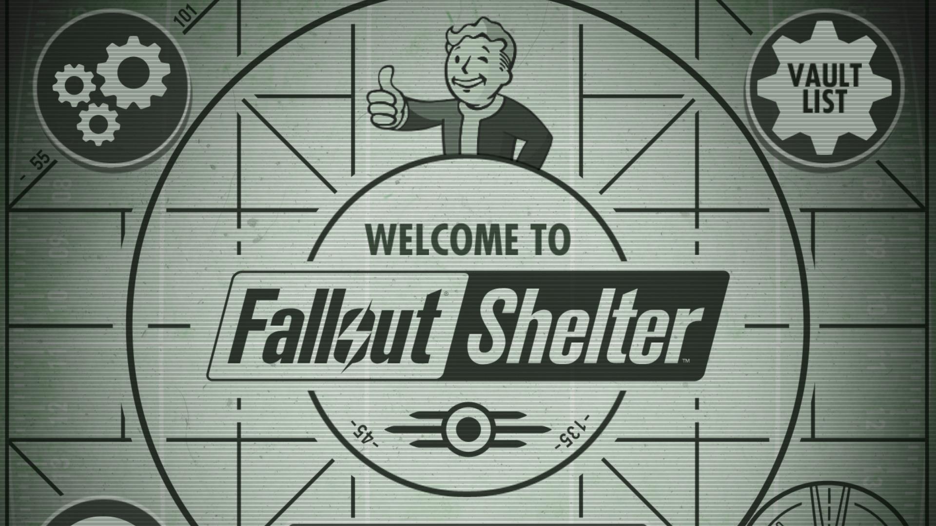 Fallout Shelter llegó hoy a las consolas