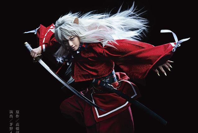 La adaptación teatral de Inuyasha revela su primera imagen