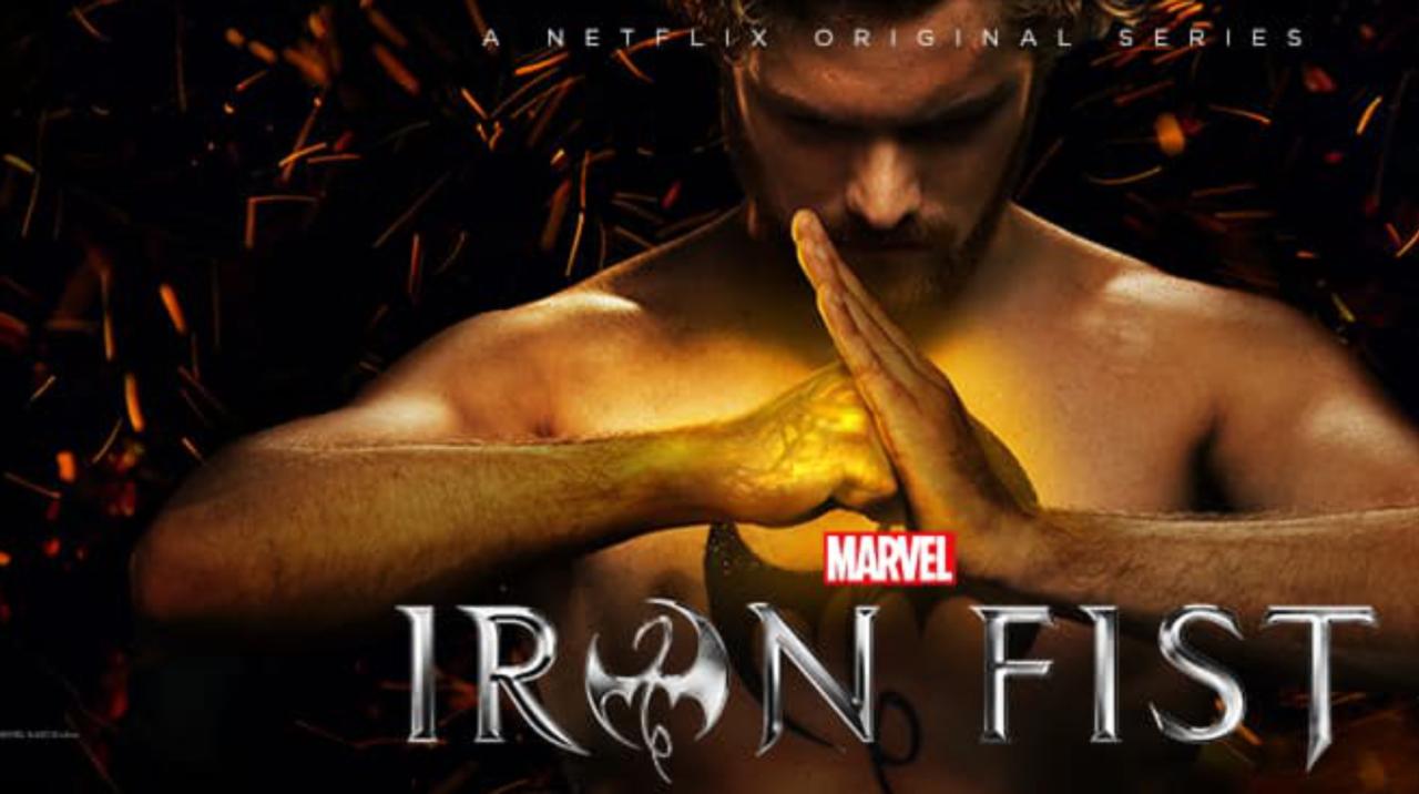 No te pierdas el nuevo trailer de Iron Fist