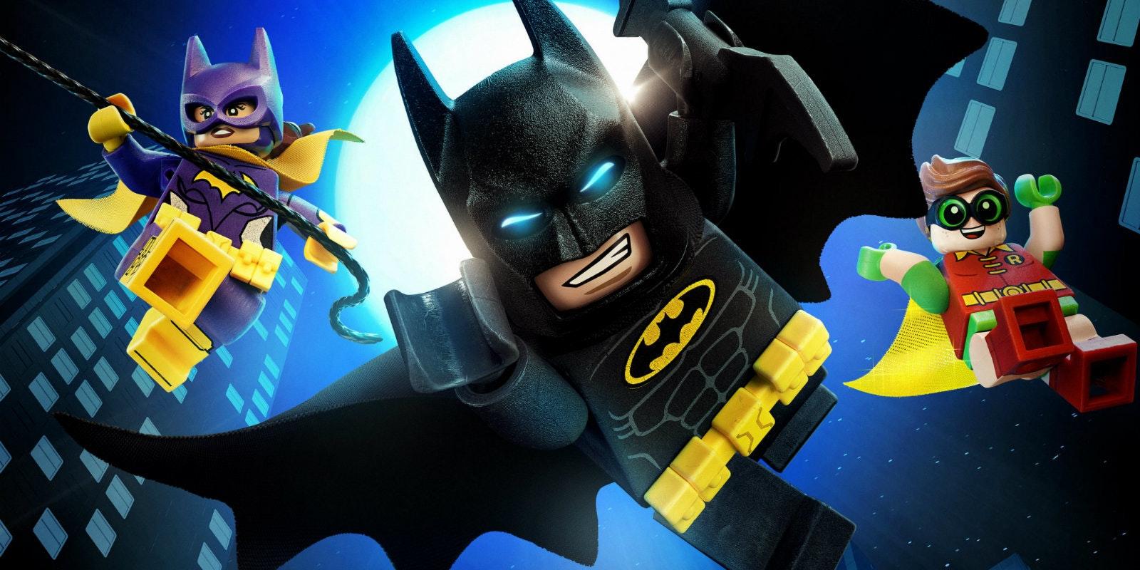 Review lego batman la pel cula modogeeks for Videos de lego batman