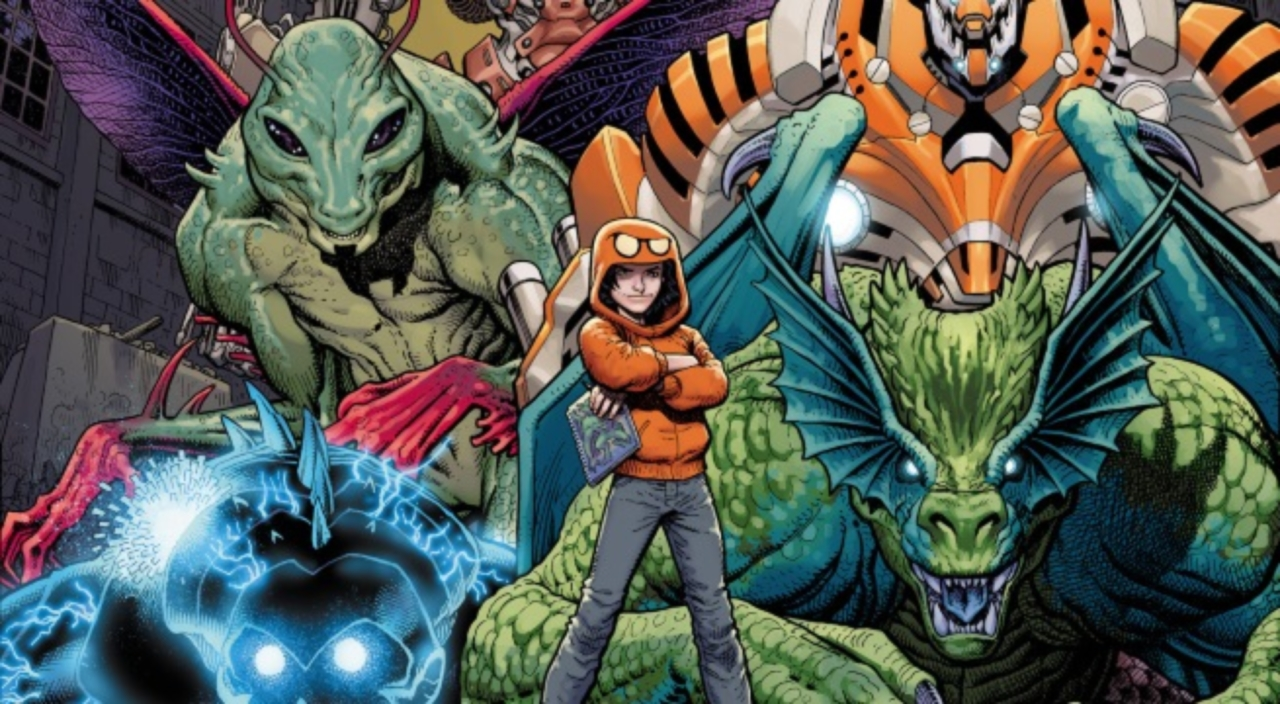 Monsters Unleashed tendrá propia serie de cómics
