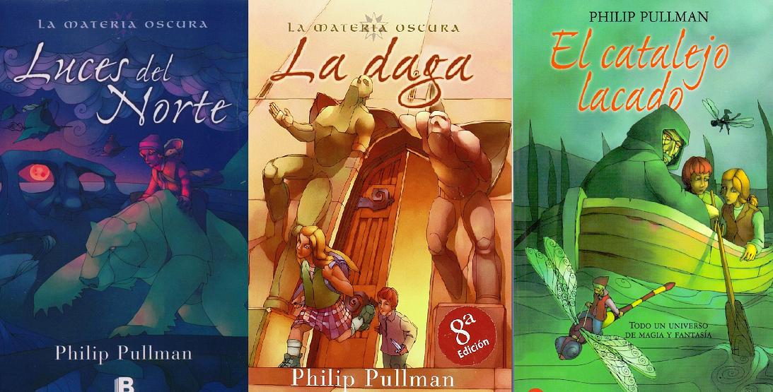 Phillip Pullman regresa con una trilogía acompañante de La Materia Oscura