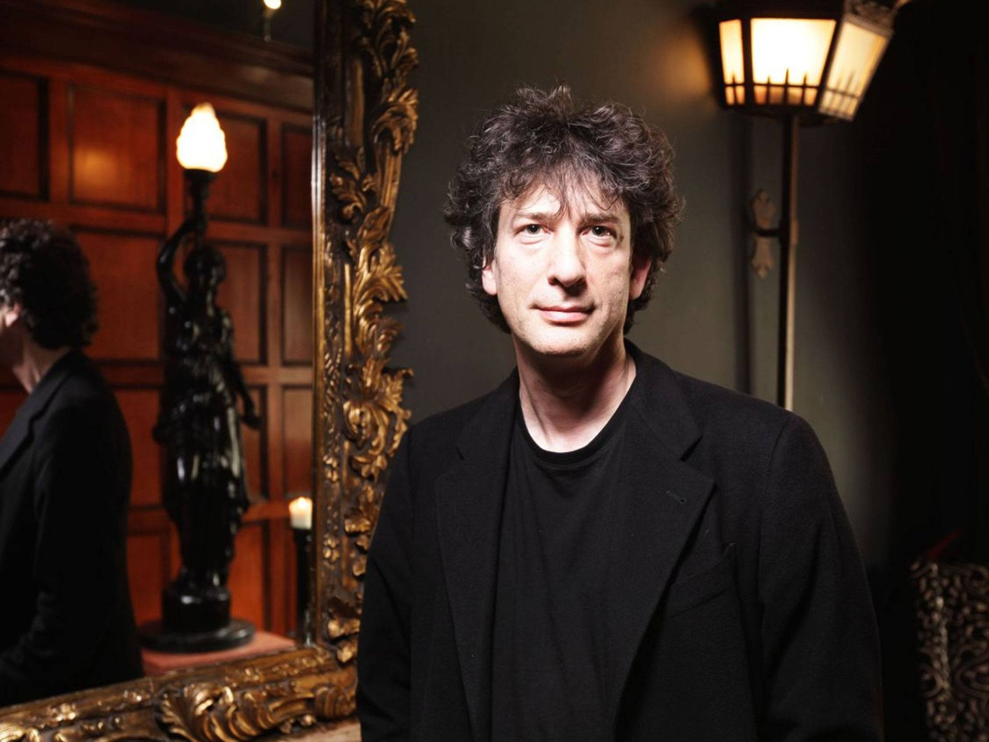 Neil Gaiman trabaja en The Seven Sisters, la secuela de Neverwhere