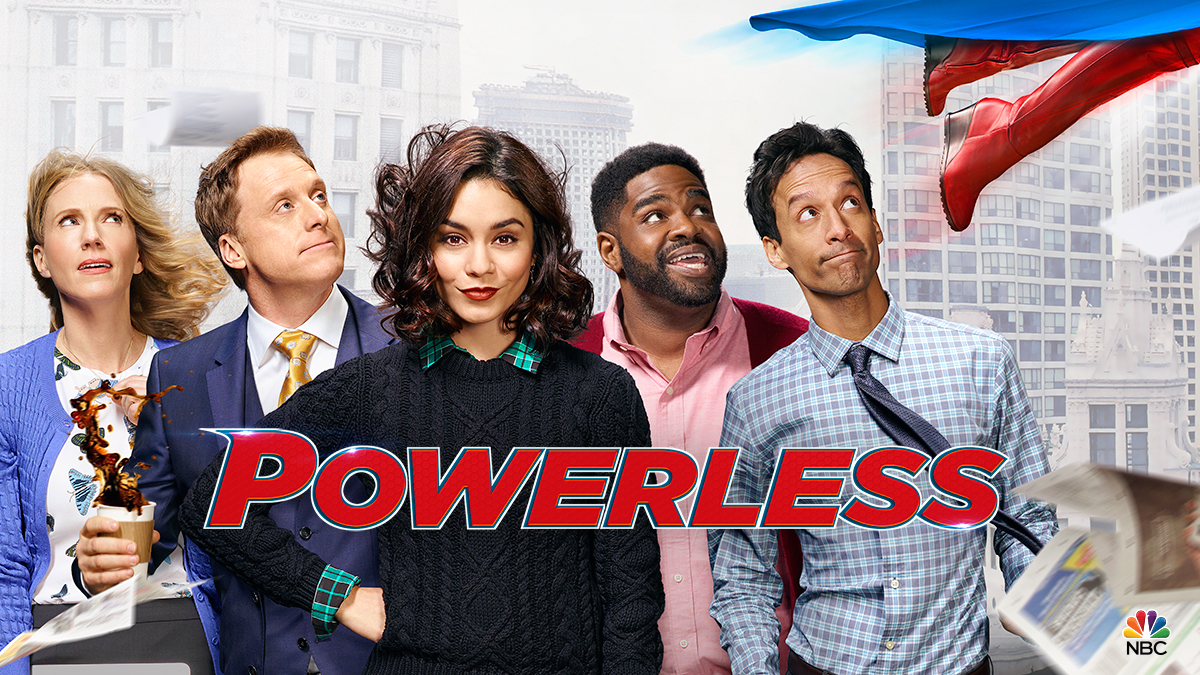 REVIEW: Powerless