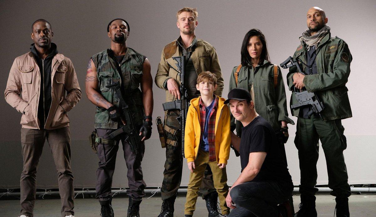 Alfie Allen e Yvonne Strahovski se unen a la nueva versión de Depredador