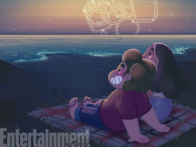 Veremos una nueva novela gráfica de Steven Universe este verano