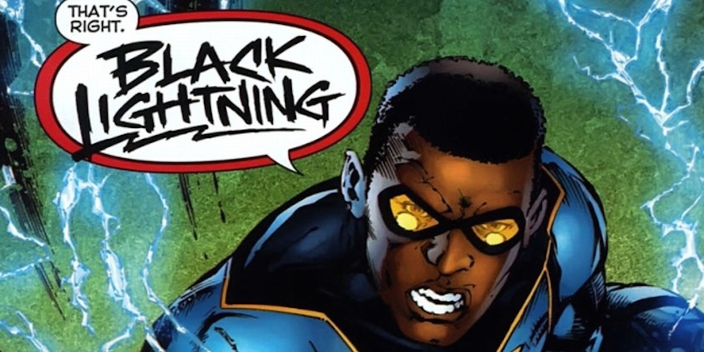Primer vistazo a Cress Williams como Black Lightning en la nueva serie de The CW