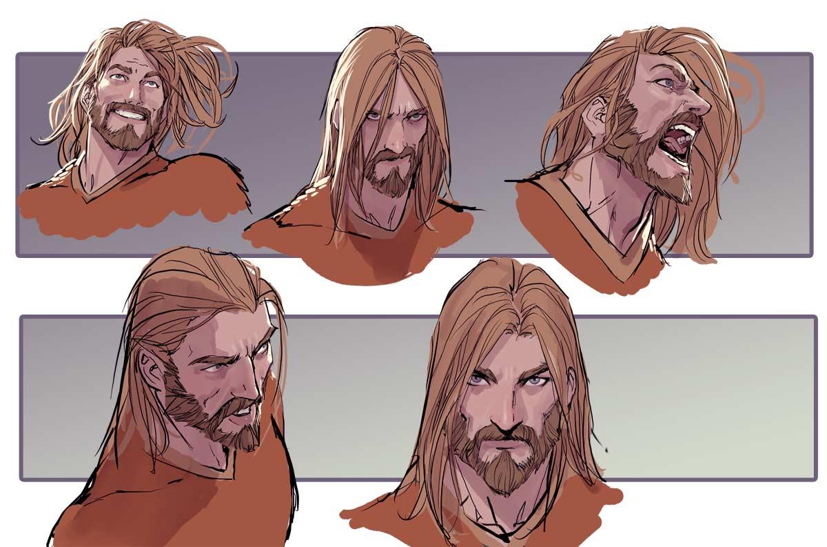 Stjepan Sejic será el nuevo dibujante de Aquaman