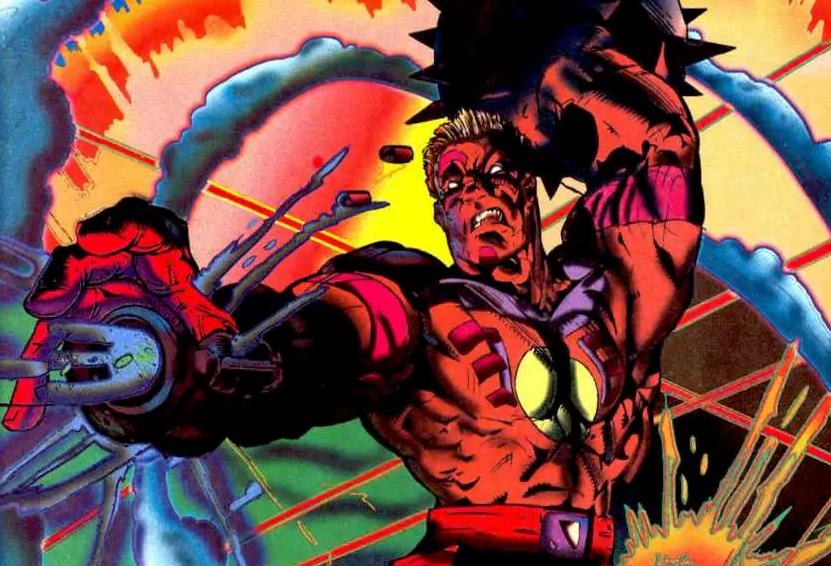 Guy Gardner volverá a ser Warrior en los comics de DC