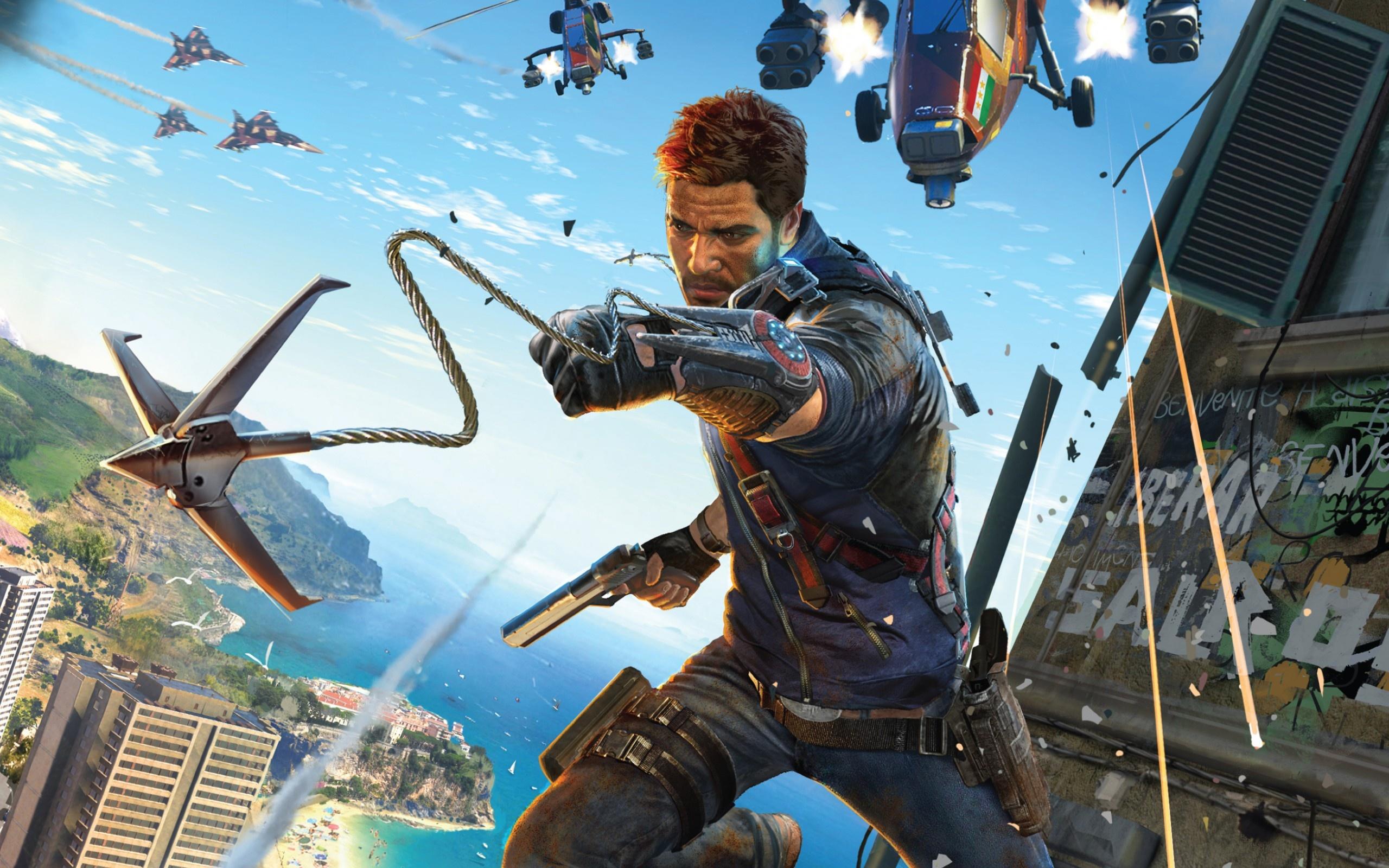 El videojuego Just Cause llegará al cine