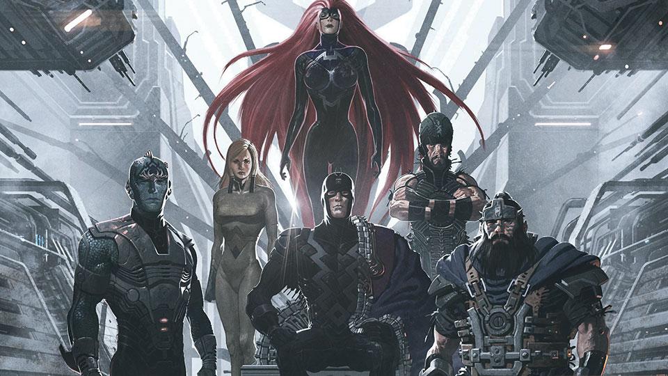 Inhumans ya completó su elenco principal
