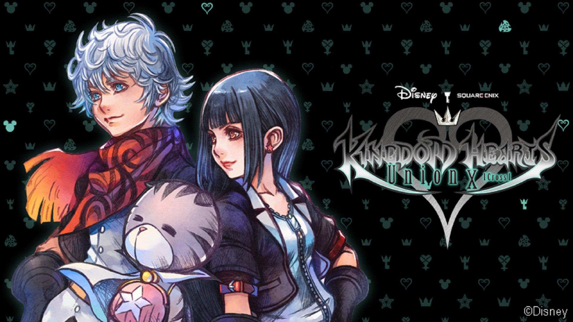 Relanzamiento de Kingdom Hearts Union x para el mes de abril