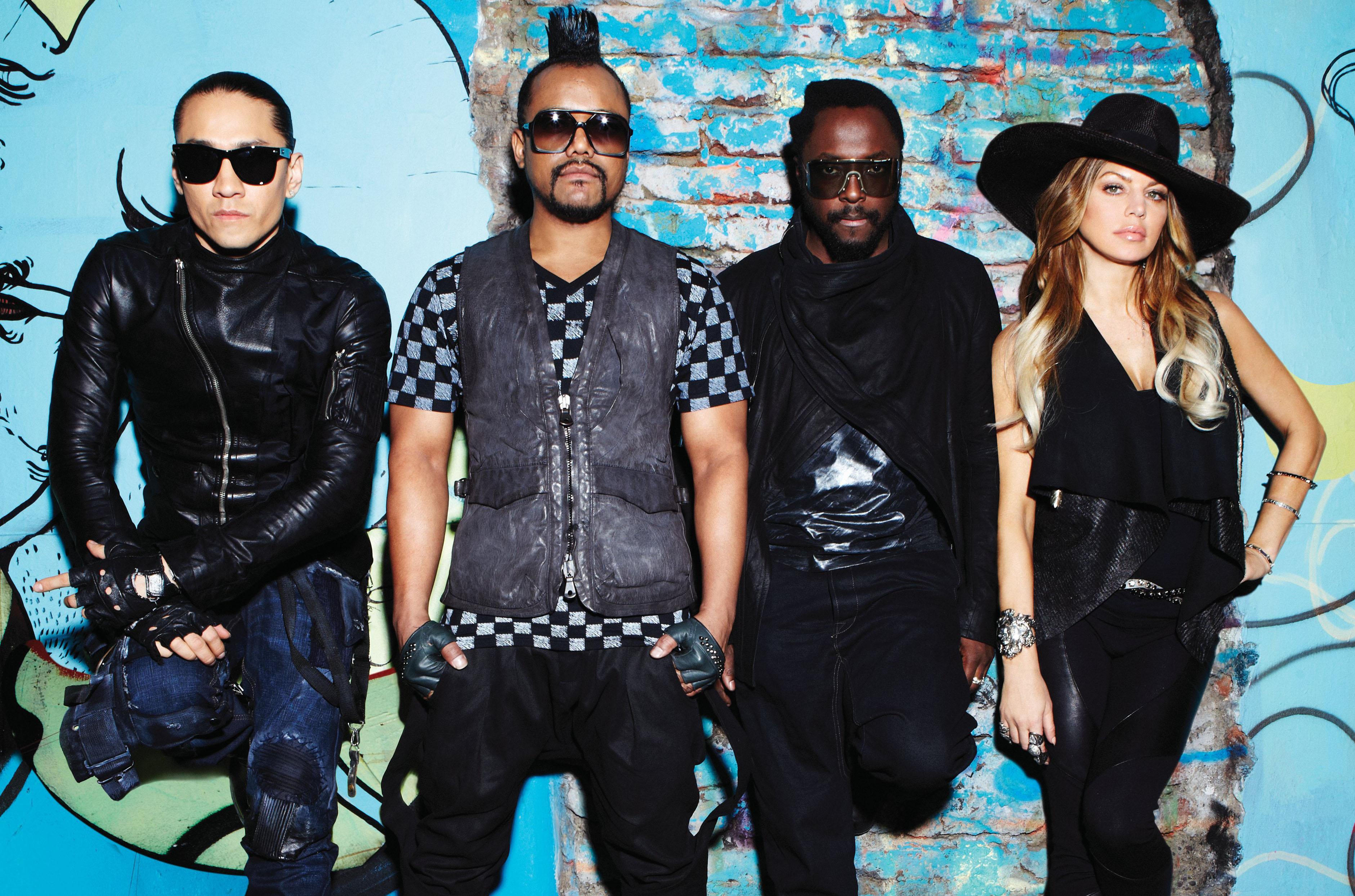 Black Eyed Peas se unen a Marvel para una nueva novela gráfica