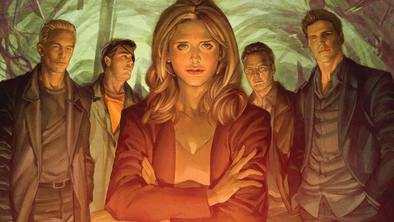 Buffy celebra su aniversario 20 con una nueva serie de libros