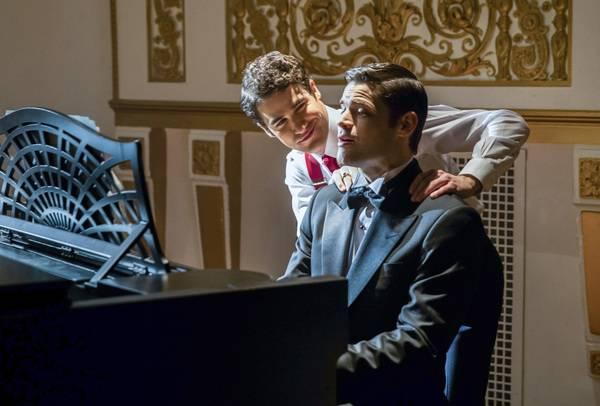 Darren Criss habla sobre traer a la vida al Music Meister