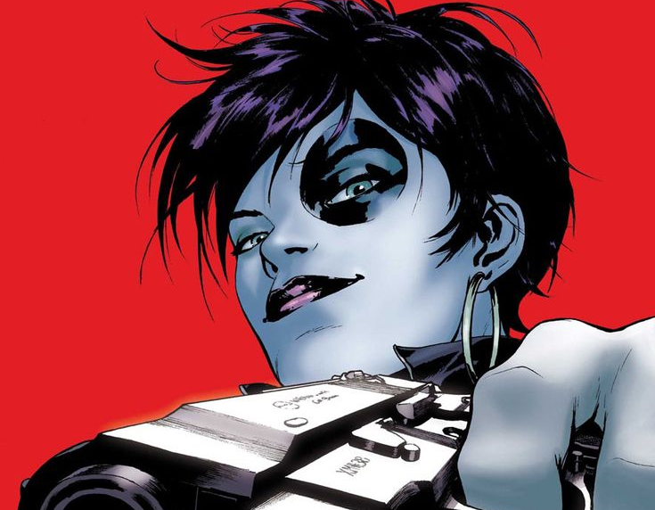 Zazie Beetz será Domino en Deadpool 2