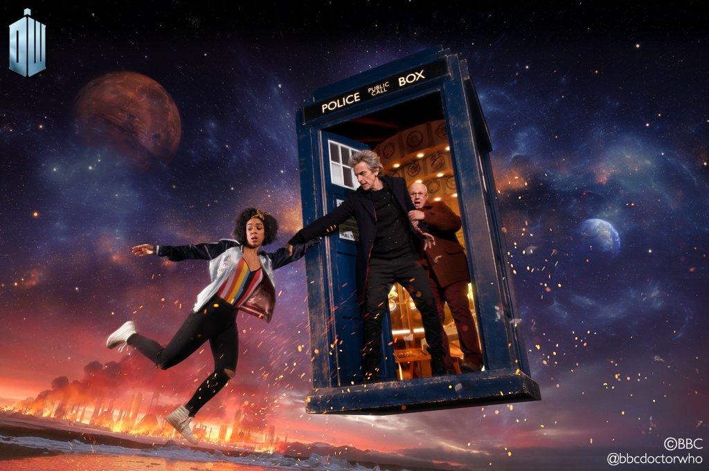Te presentamos un nuevo tráiler de la décima temporada de Doctor Who