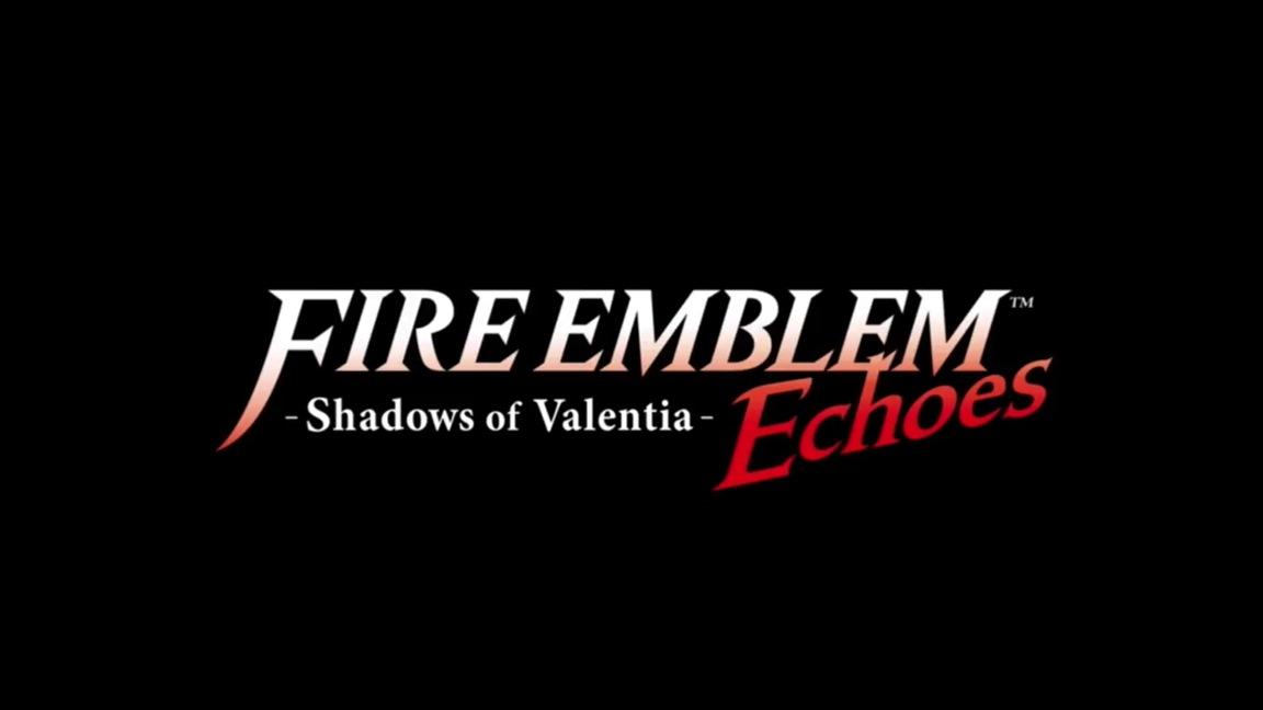 Fire Emblem Echoes tiene nuevo tráiler, imágenes y mucho más