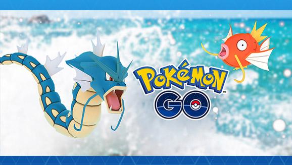 Llega el Festival de Agua a Pokémon GO