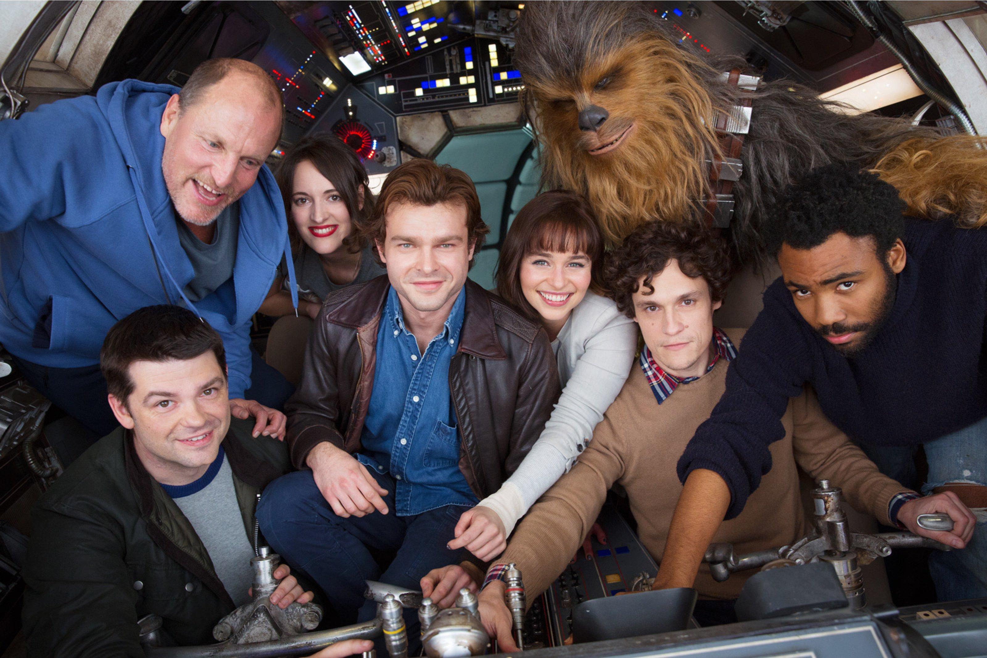 Woody Harrelson revela detalles de su personaje en la película de Han Solo