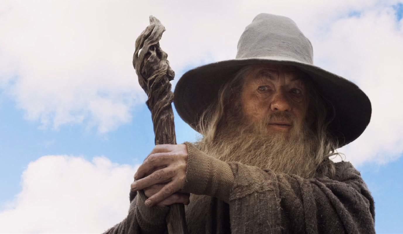 Ian McKellen será Gandalf una vez más