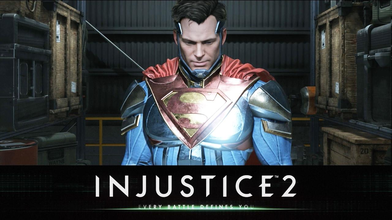 Injustice 2: Firestorm, Dr. Fate, Green Lantern y más confirmados