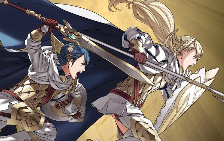 Fire Emblem Heroes: Nuevos eventos, personajes y modos de juego de abril