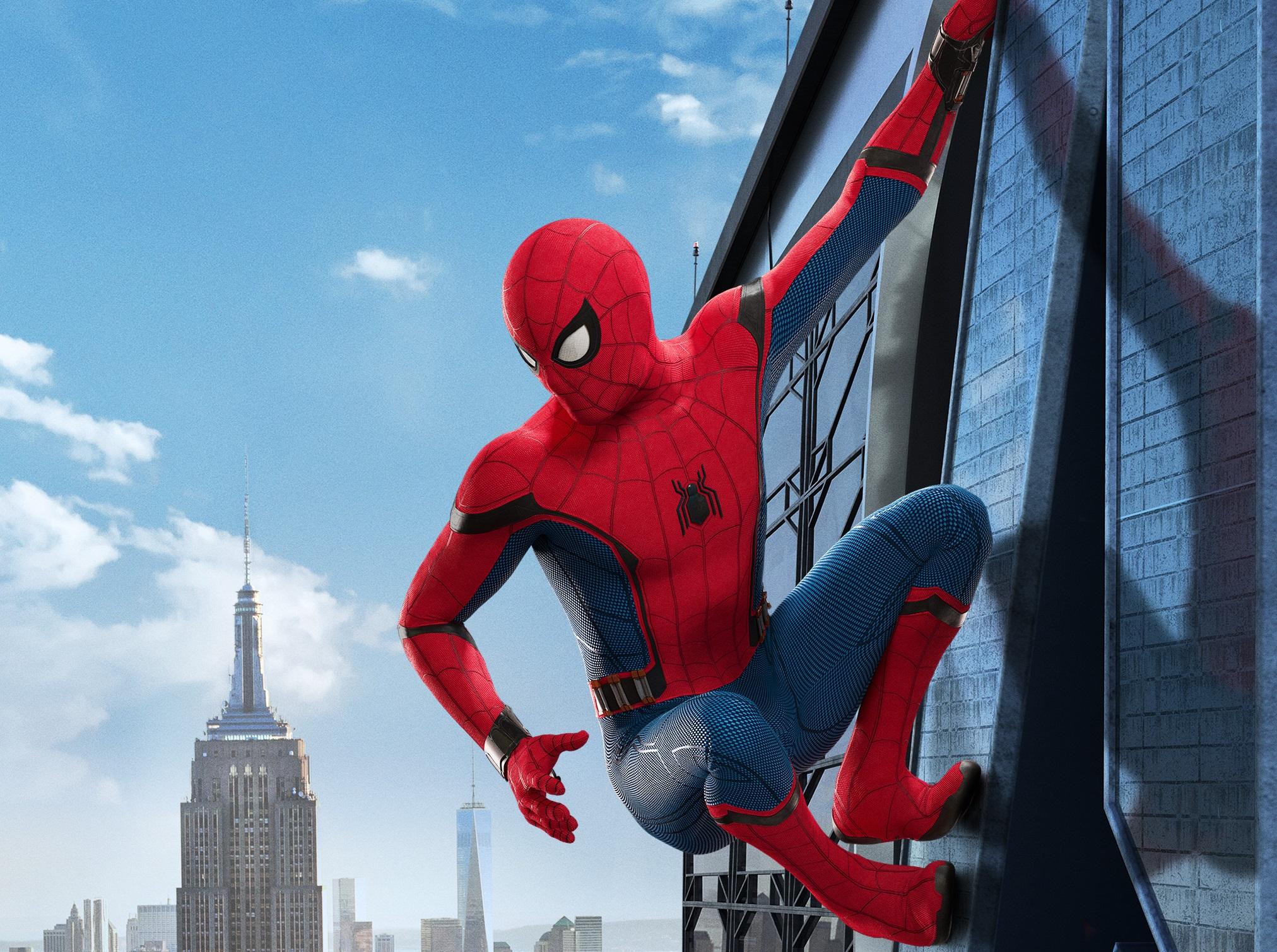 ¡Tenemos un nuevo trailer de Spider-Man: Homecoming!