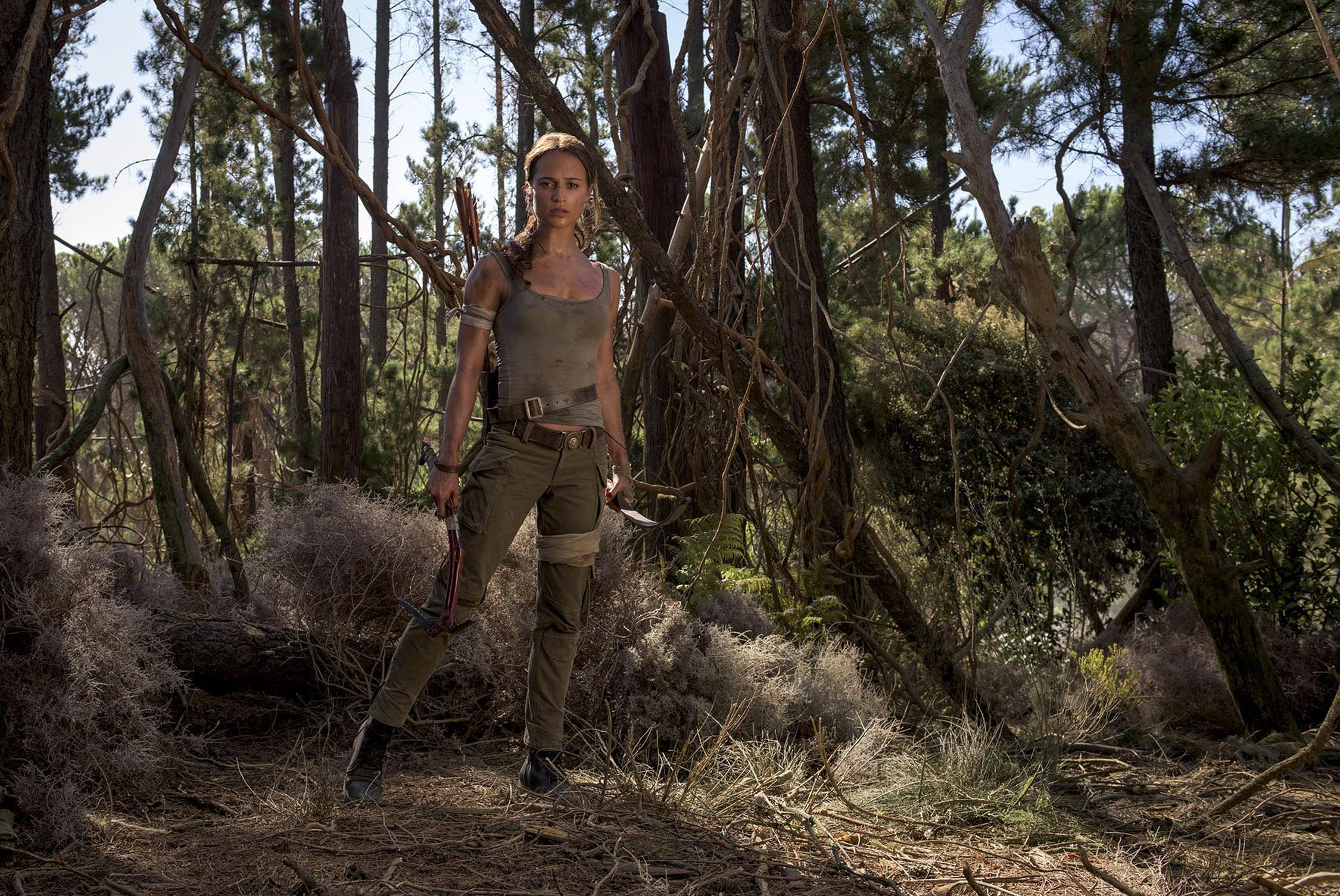 Película de Tomb Raider ya tiene sus primeras imágenes y trama oficial