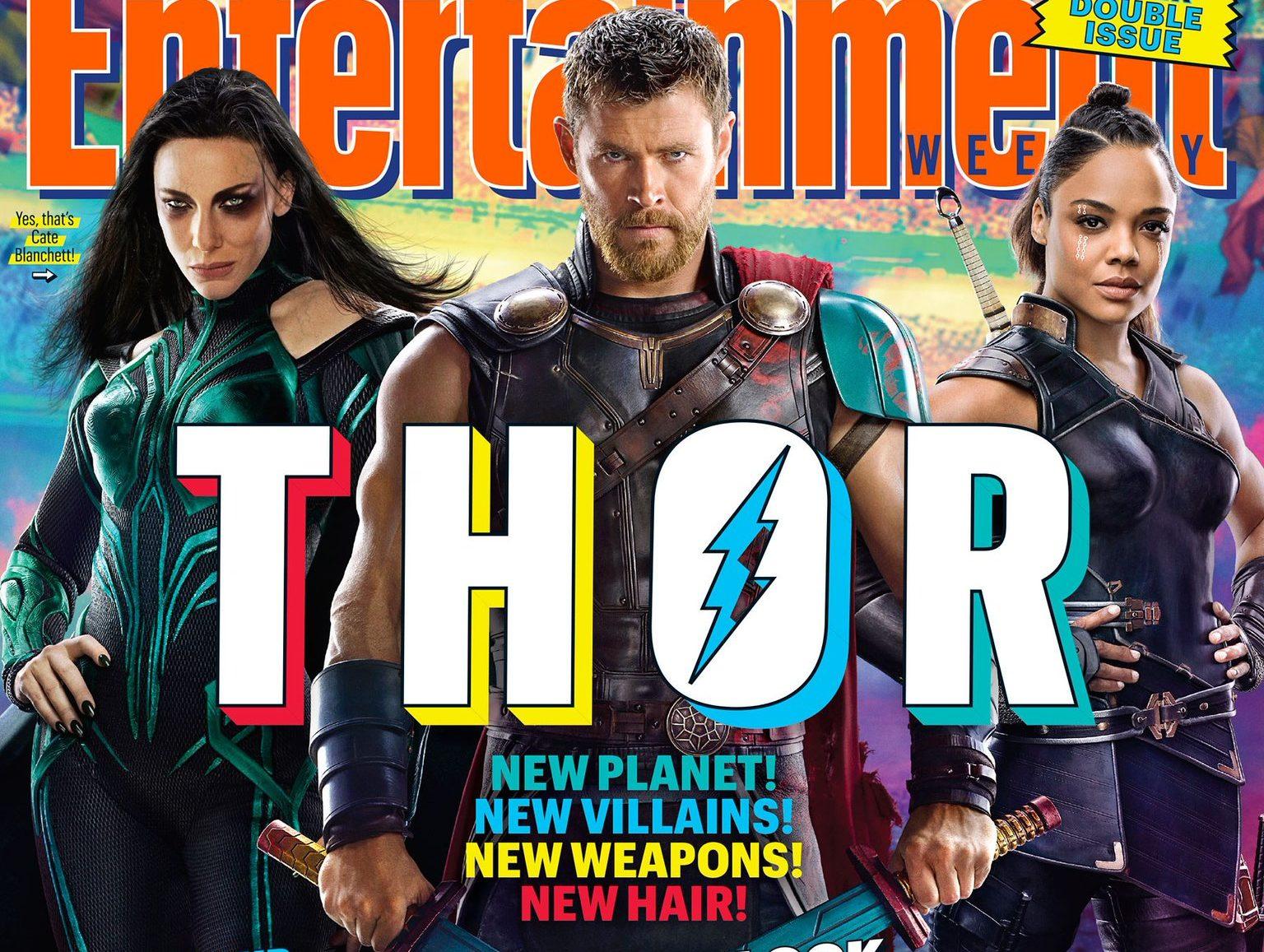 Te presentamos todo lo que sabemos de Thor: Ragnarok