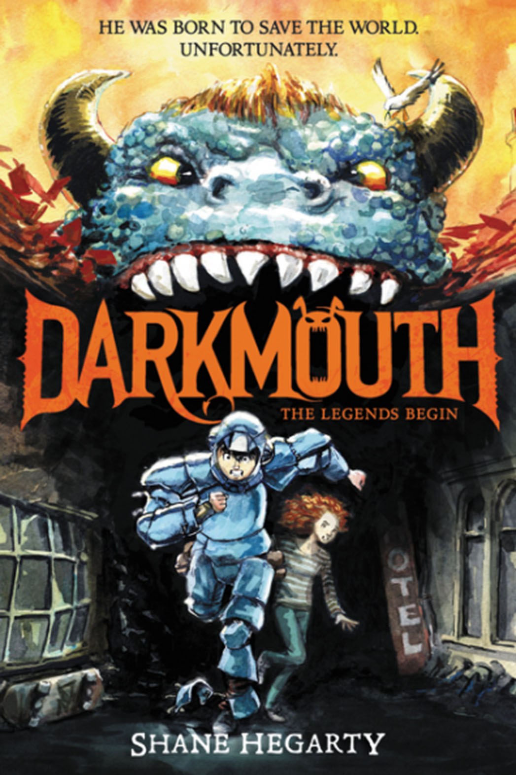 Darkmouth tendrá una adaptación animada dirigida por miembros de Pixar