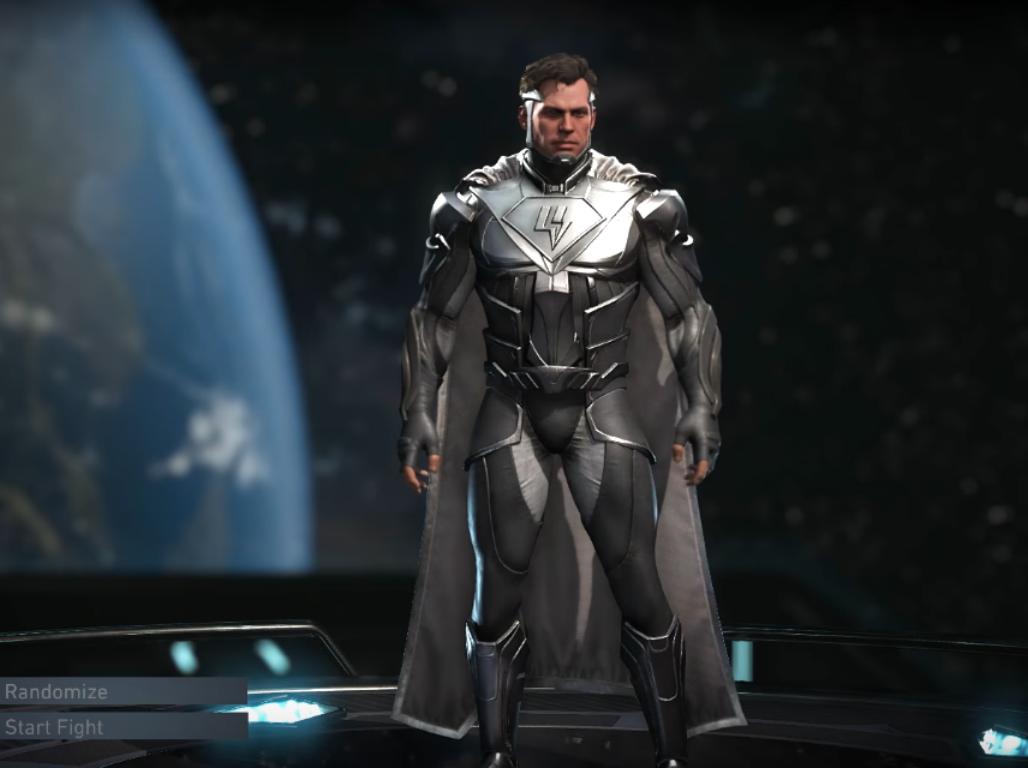 Injustice 2 explica cómo funcionará la personalización de sus héroes y villanos