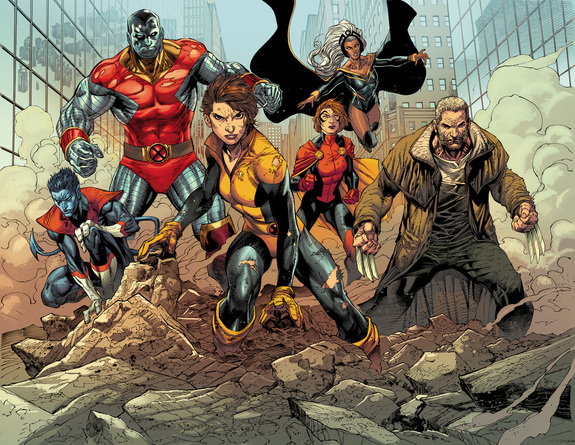 Conoce a la nueva Hermandad de Mutantes de X-Men: Gold
