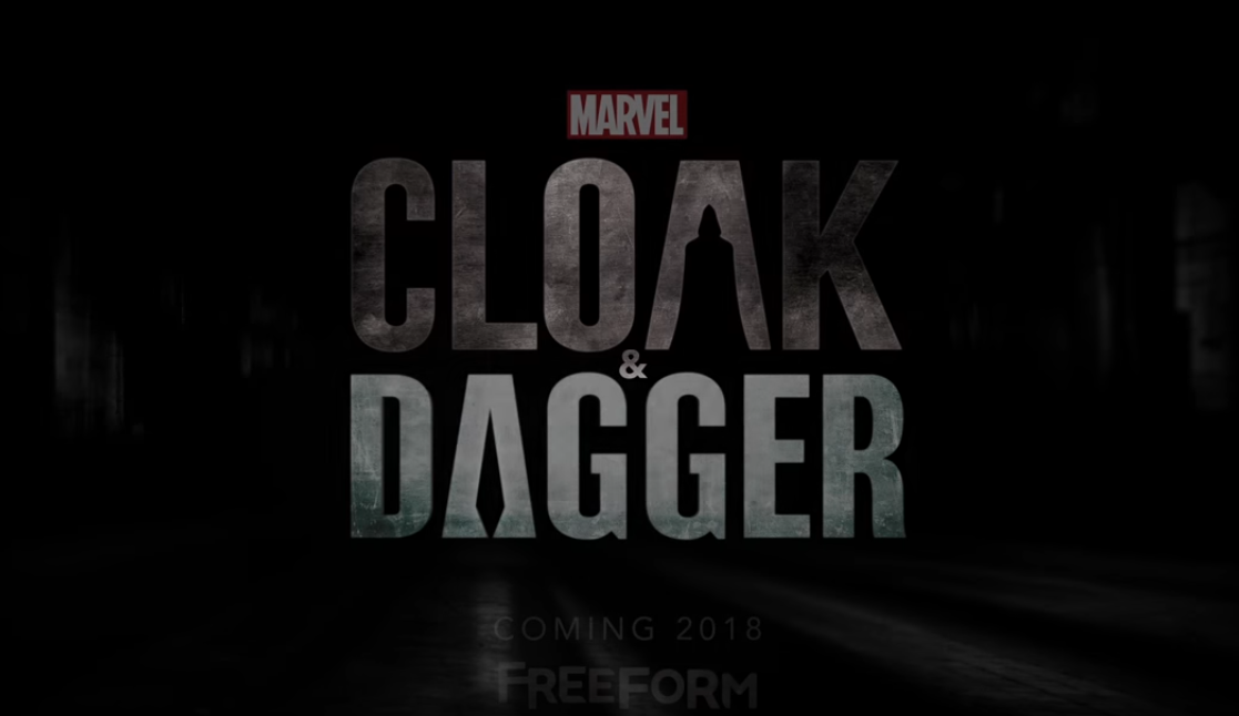 Revelado el primer trailer de Cloak and Dagger