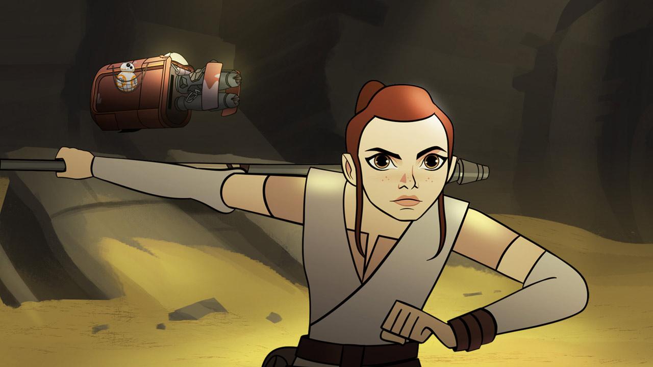 Star Wars: Forces of Destiny nos mostrará más de las mujeres de Star Wars