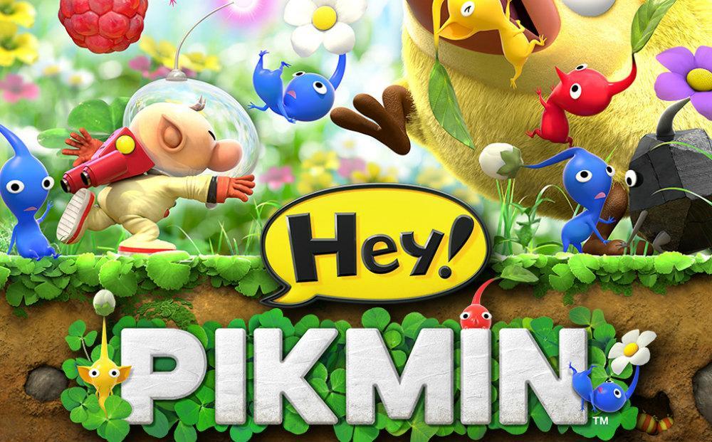 Confirmados nuevos juegos de Kirby y Pikmin para 3DS este año
