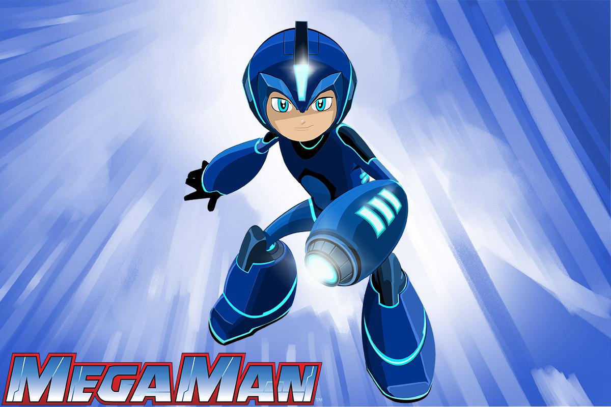 Mega Man llegará a Cartoon Network en 2018 con una serie animada