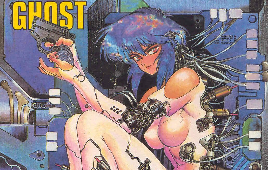Anuncian nuevo anime de Ghost in the Shell