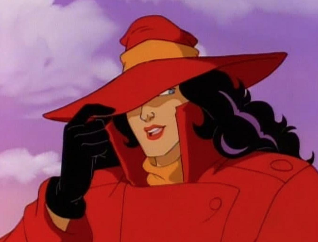 Netflix trabaja en una nueva serie de Carmen Sandiego con Gina Rodriguez