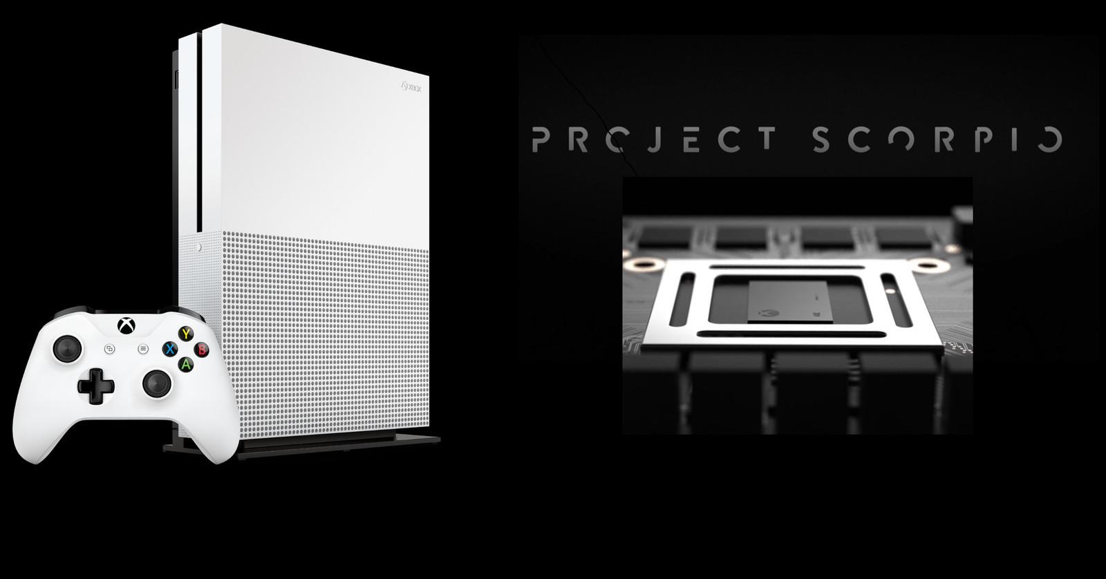 Reveladas las especificaciones de Project Scorpio, lo nuevo de Xbox