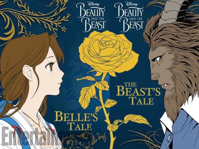 La Bella y la Bestia tendrá un manga en dos partes