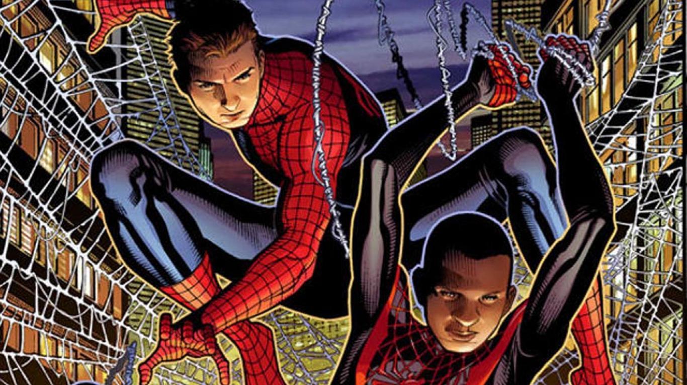 Miles Morales y Peter Parker se reencontrarán en Spider-Men II