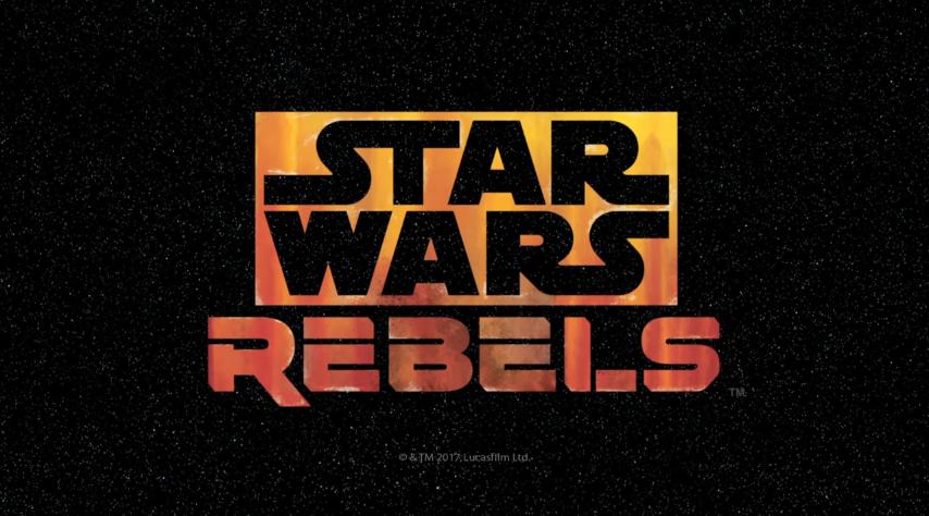 La cuarta temporada de Star Wars Rebels será la última