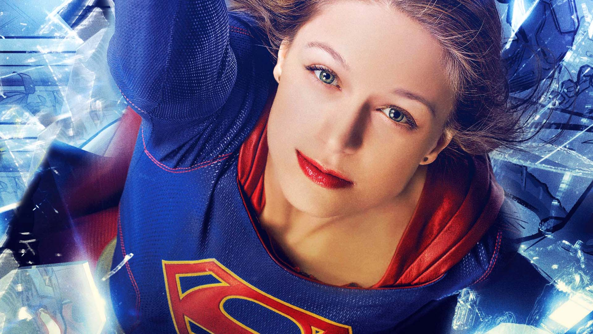 Calista Flockhart y Tyler Hoechlin regresan para el final de temporada de Supergirl