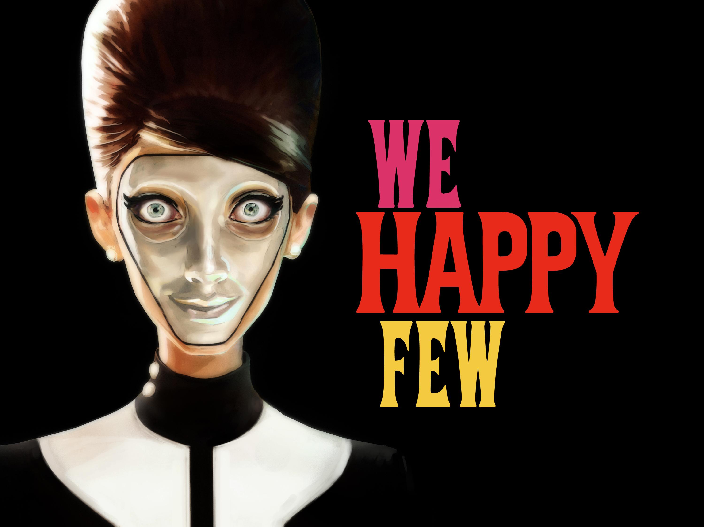 We Happy Few será adaptado al cine