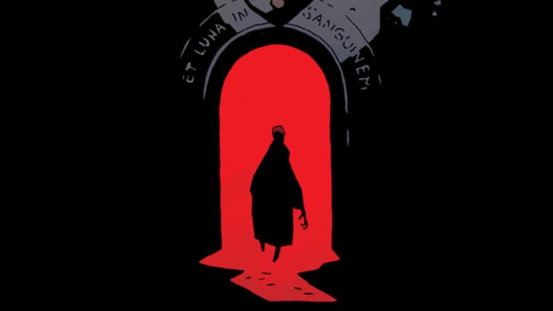 Mike Mignola presentará novela gráfica de vampiros a finales de año