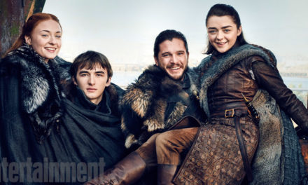Titulares ModoGeeks: Game of Thrones, Haikyuu!!, Wonder Woman y más
