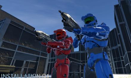 Conoce Installation 01, el juego de Halo hecho por fanáticos