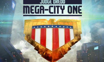 Judge Dredd llegará a la pantalla chica